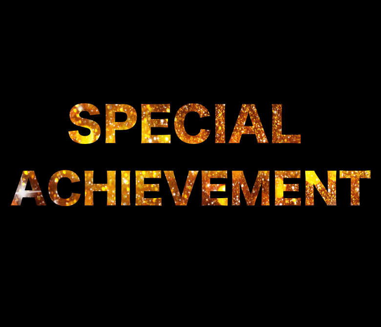 Special Achievement