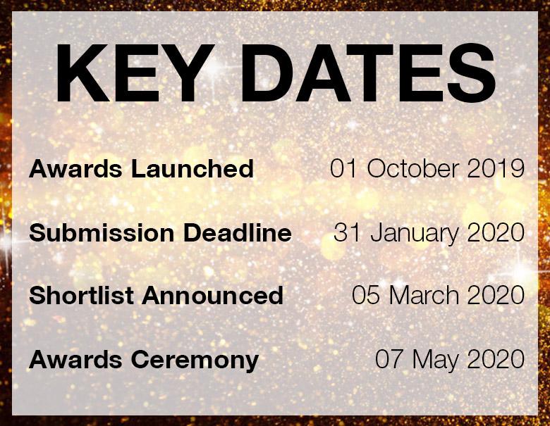 Key Dates 2019